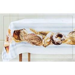 Скатерть с хлебом - фото 4854