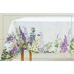 Скатерть с луговыми цветами - фото 4866