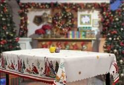 скатерть Новогодняя Кристмас III - фото 5436