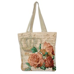 Гобеленовая сумка Роза KING - фото 5740