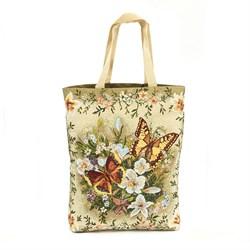 Гобеленовая сумка Бабочка dis.2 - фото 5745