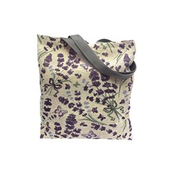 Гобеленовая сумка Лаванда - фото 5754
