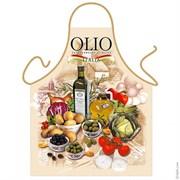 Фартук  Масло и оливки