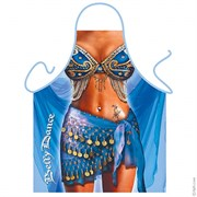 Фартук  Танцовщица в синем
