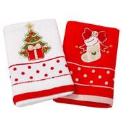Набор новогодних полотенец Инфинити dis.4