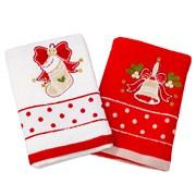 Набор новогодних полотенец Инфинити dis.6