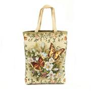 Гобеленовая сумка Бабочка dis.2